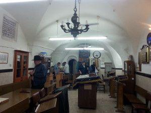 """בית הכנסת """"בית צבי"""""""