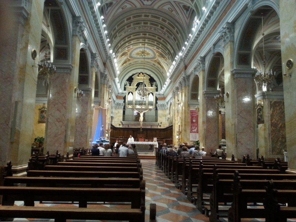 כנסית מנזר סנט סלוודור הפרנציסקני ברובע הנוצרי