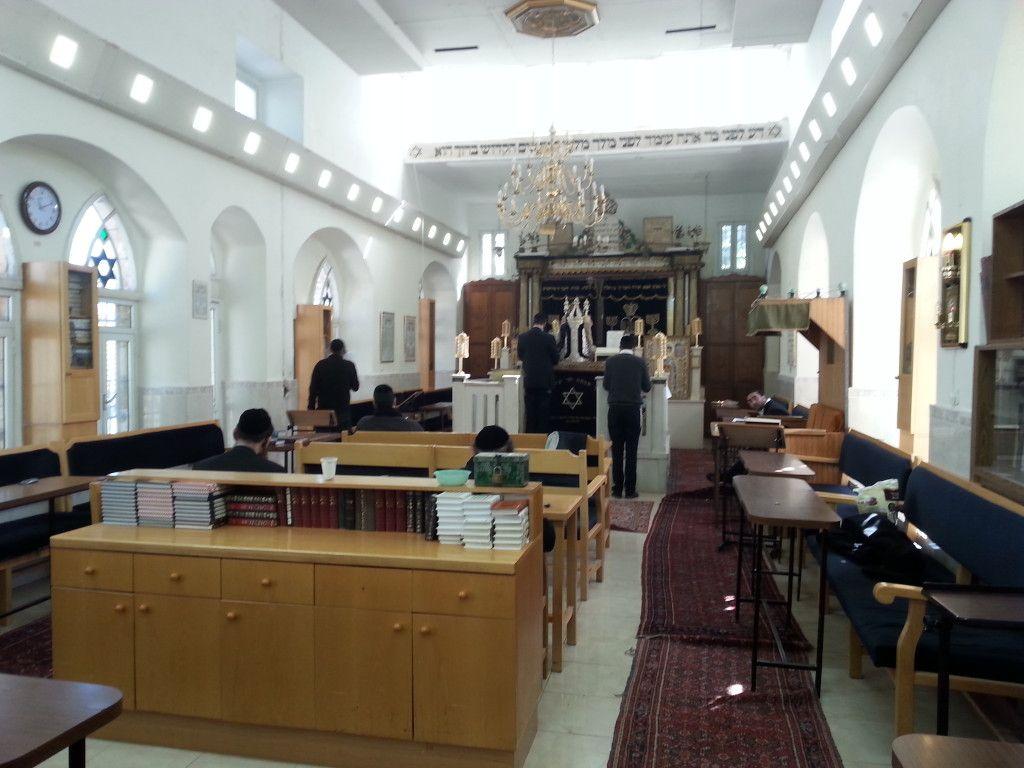 בית כנסת אדוניה הכהן בשכונת הבוכרים