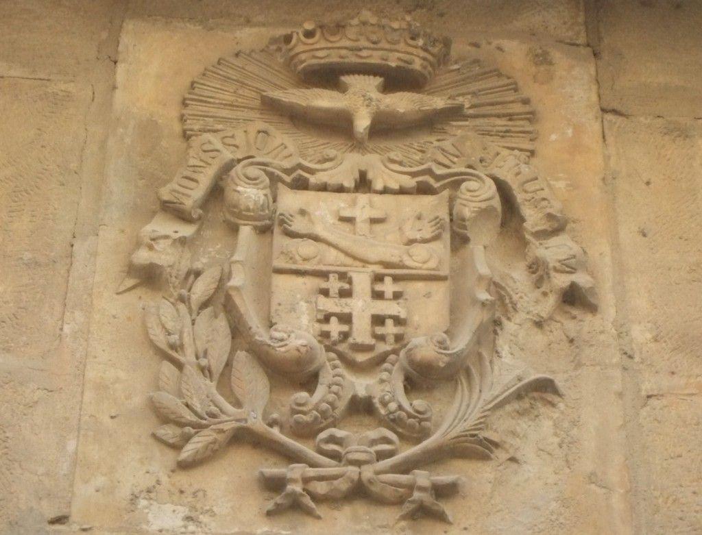 הסמל הפרנציסקני