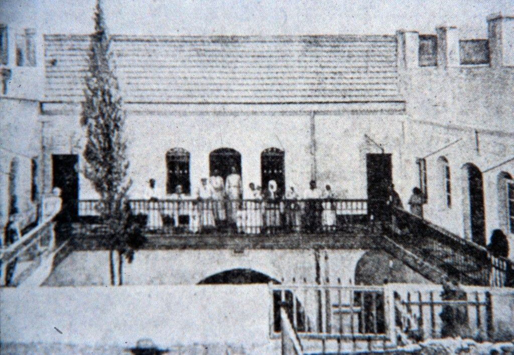 בית חולים רוטשילד בעיר העתיקה