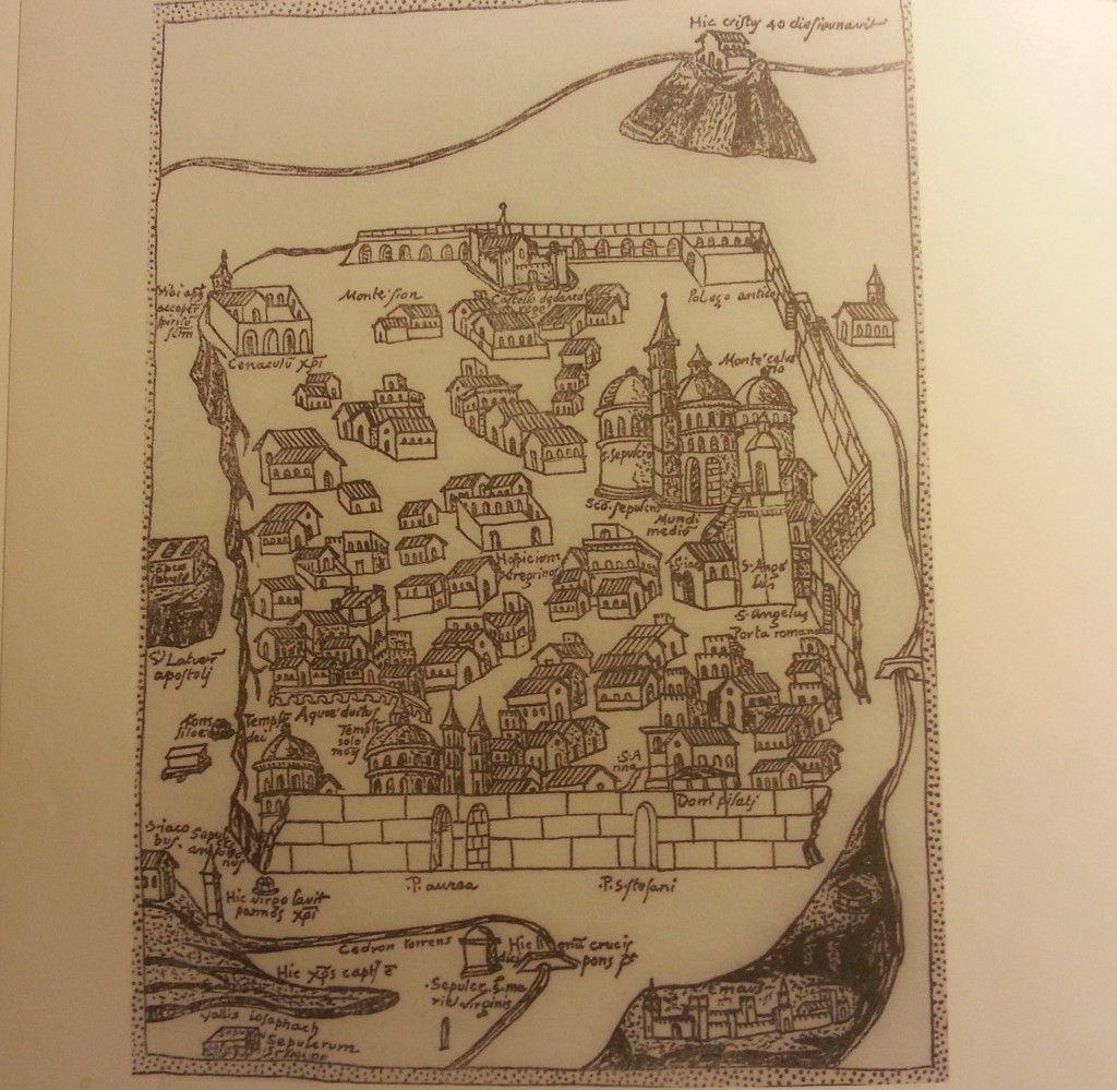 ירושלים במאה ה - 16 בזמן בנית החומה