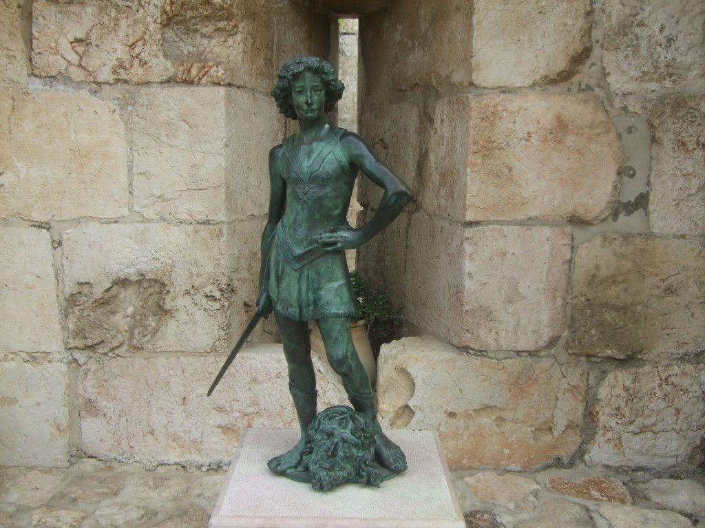 דוד - באדיבות מגדל דוד – המוזיאון לתולדות ירושלים www.towerofdavid.org.il