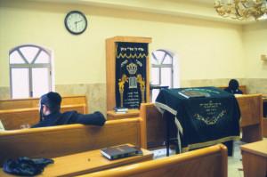 בית הכנסת בשכונה אחרי השיפוץ