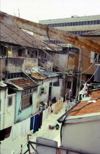 השכונה לפני השיפוץ מבט מבפנים