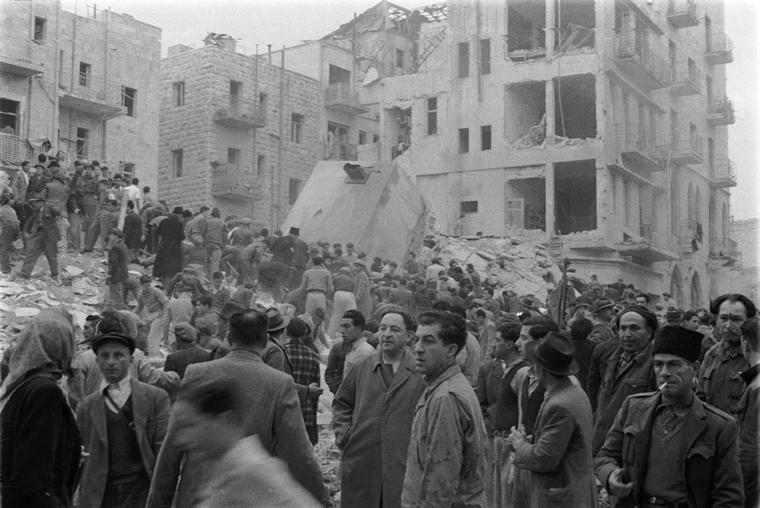 הפיצוץ ברחוב בן יהודה