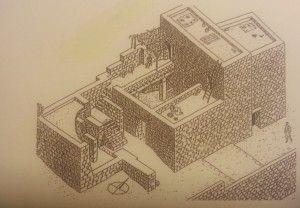 הצעה לשיחזור בית אחיאל