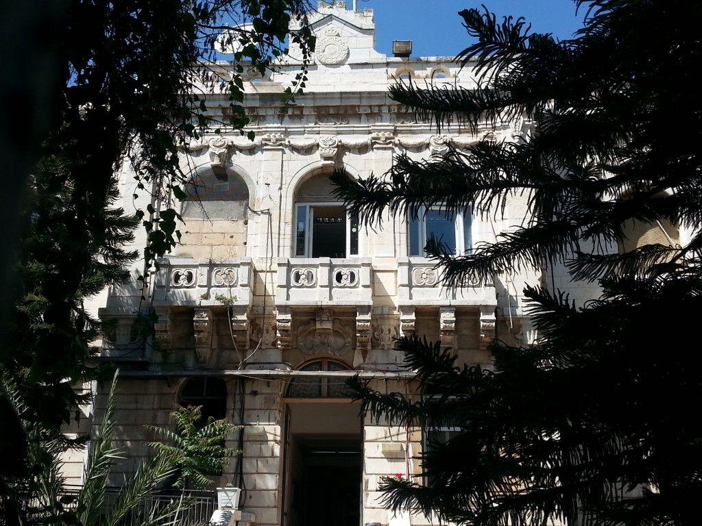 בית הקיסרית טאיטו (בית רשות השידור)