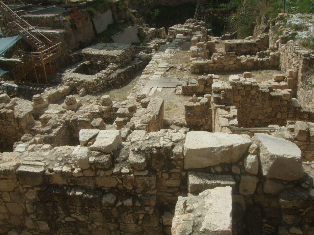חפירות חניון גבעתי