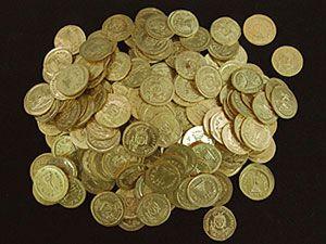 המטמון שנמצא בחניון גבעתי