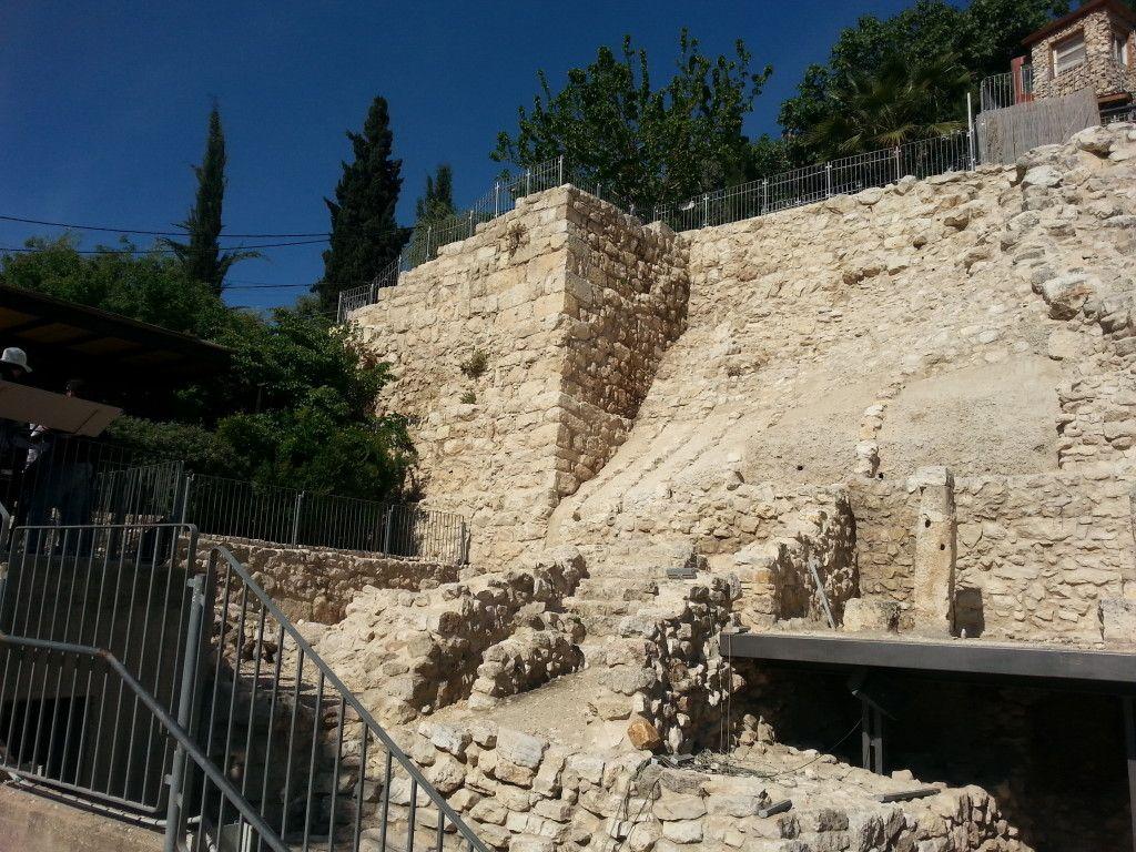 שטח ג'י בעיר דוד