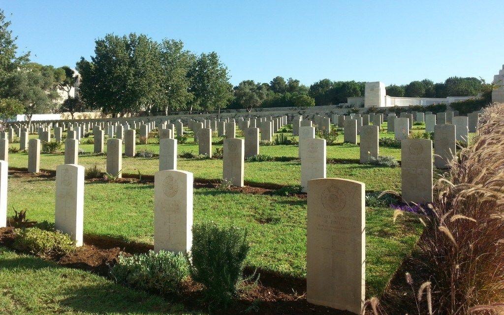 בית הקברות הצבאי הבריטי בהר הצופים