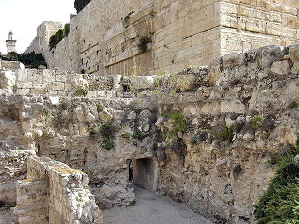 בית הכנסת מהתקופה המוסלמית (מתוך ויקיפדיה - תמר הירדני)