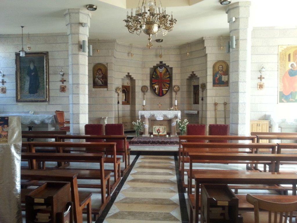 הכנסיה הסורית קתולית בירושלים