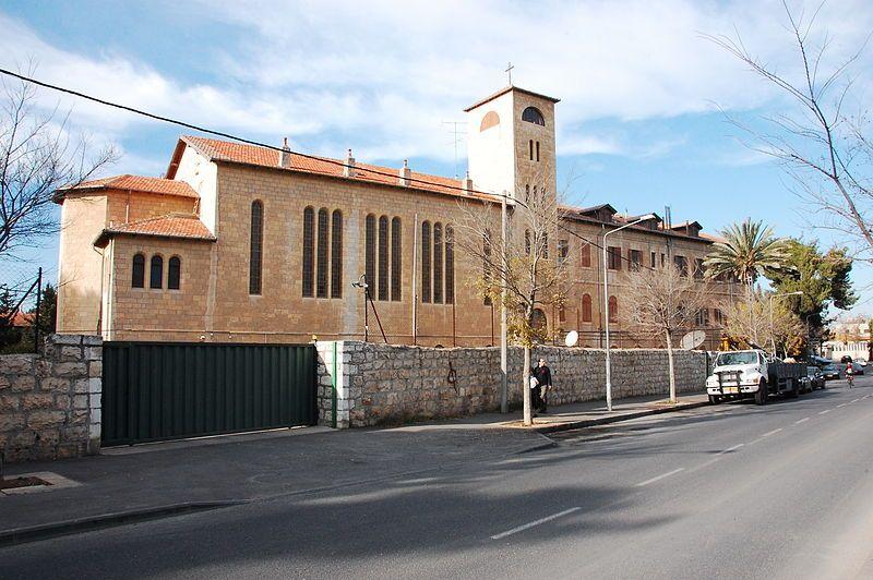 מנזר האחיות הבורומאיות (מתוך ויקיפדיה)