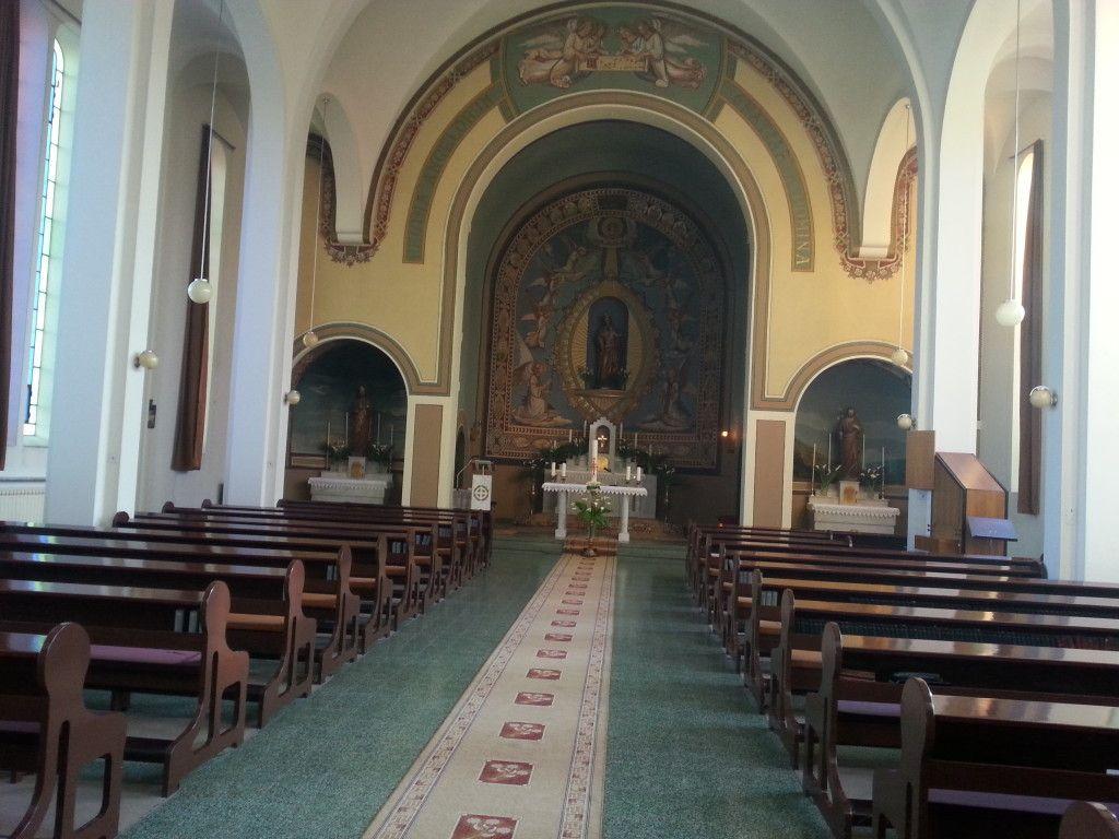 כנסית המנזר